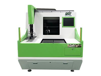 单/双平台皮秒紫外切割设备(机械手)